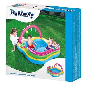 استخر بادی بازی کودک