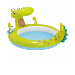 استخر بادی تمساح آبپاش دار