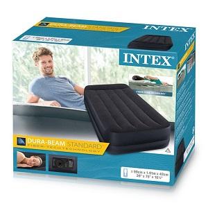 تخت بادی intex