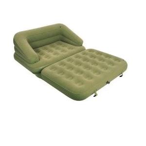 کاناپه تخت شو پنج کاره زیتونی