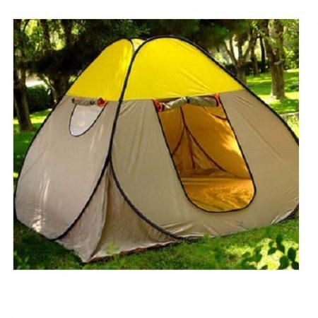 چادر مسافرتی 10 نفره فنری