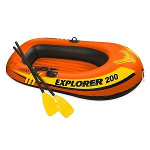 قایق بادی اکسپلورر دو نفره