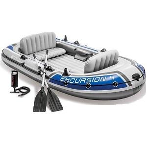 تعمیر قایق بادی اینتکس