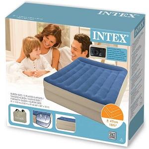 تختخواب بادی آبی intex