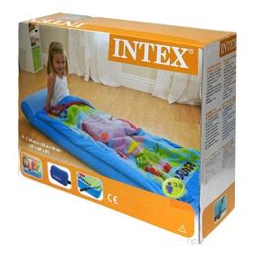 تخت بادی کودک پتو دار