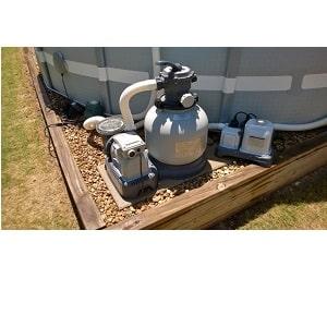 نمایندگی پمپ تصفیه آب استخر