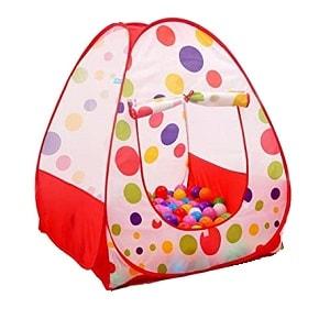 چادر بازی کودک پارچه ای
