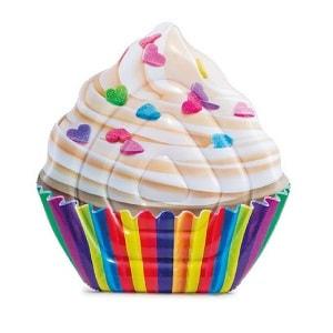 تشک بادی روی آب کاپ کیک