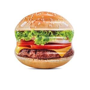شناور بادی اینتکس طرح همبرگر