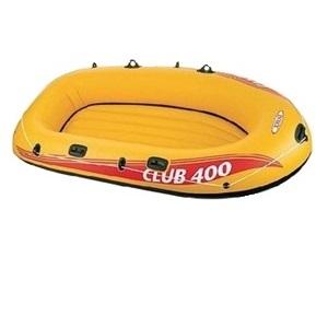 نمایندگی قایق بادی 4 نفره زرد اینتکس