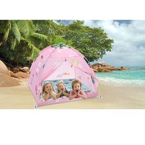 چادر مسافرتی دخترانه اتوماتیک